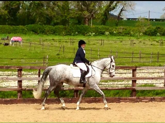 Linda O'Byrne - Leading Rider Primary Grades 2015