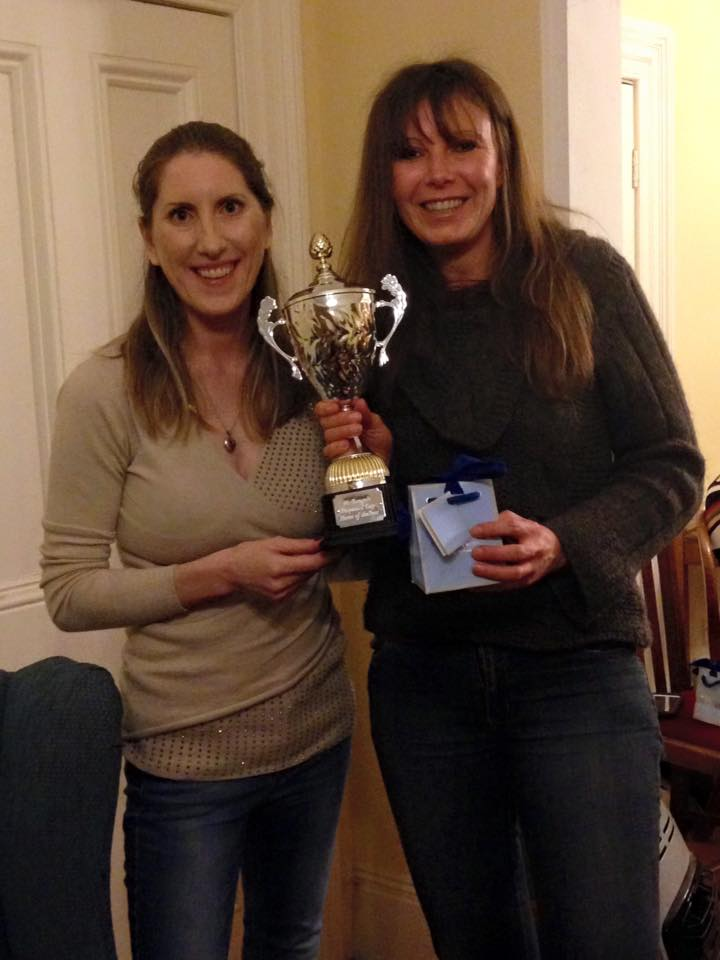 Elodie Rautou - Owner of 'Garfield' Horse of the Year 2015